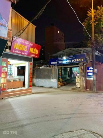 Bán nhà gần chợ Trung Kính cầu giấy ngõ rộng thoáng DT 60m2 x MT 6m giá 4 tỷ, LH 0835151988 12915727