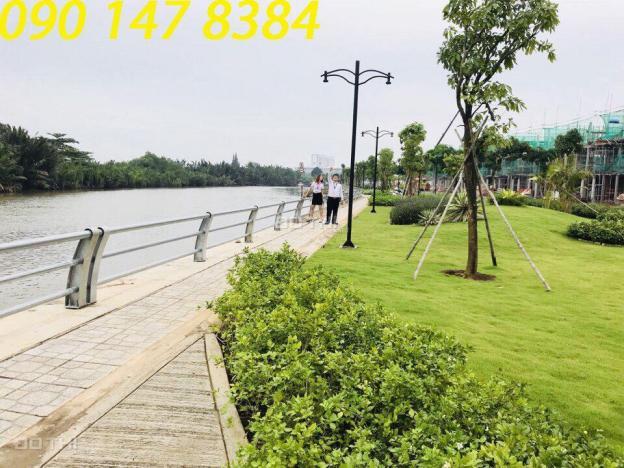 Bán nhà phố shophouse view sông, thiết kế đẹp, KD buôn bán nội khu Park Riverside, 0901478384 12859272