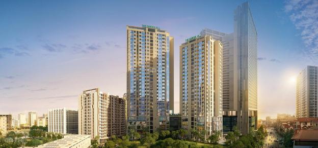 Cho thuê văn phòng tòa nhà The Garden Hill 99 Trần Bình, DT 100m2 - 1500m2, giá rẻ. LH 0981938681 12930849