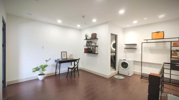 Cho thuê căn hộ 2 phòng ngủ, chung cư Cadif 12tr/tháng 12931586