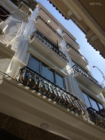 Bán nhà Lương Định Của 32m2*5T, xây mới, giá 4.1 tỷ. Nhà cách mặt phố 50m, LH 0972638668 12940361