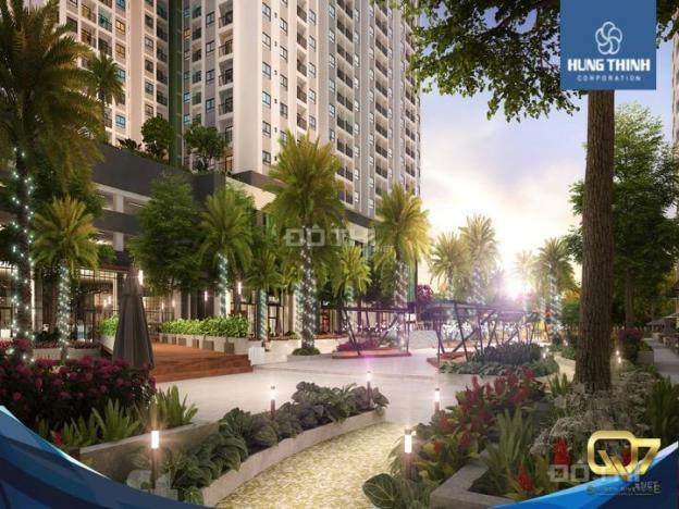 Bán căn shop 112m2, ngay hồ bơi thuộc dự án Q7 Saigon Riverside đường Đào Trí, Quận 7. Chính chủ 12941778