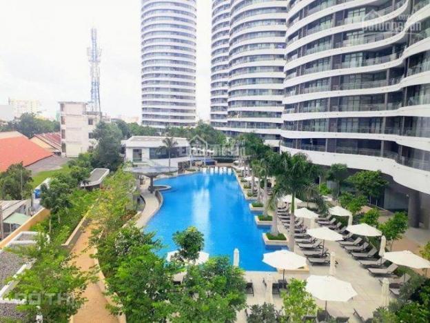 Cho thuê căn hộ chung cư City Garden, Bình Thạnh, 1 phòng ngủ, nội thất cao cấp 23.2 triệu/tháng 12947915