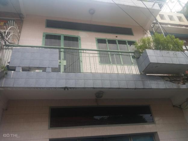 Cho thuê nhà đường Bình Giã. DT: 4.5x19m, 1 trệt, 1 lửng, 2 lầu, 7 PN 12950193