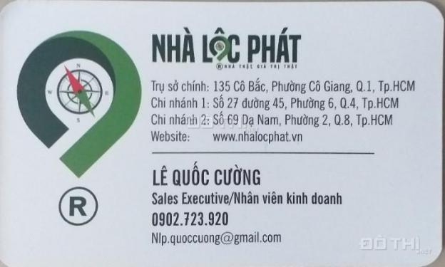 Chính chủ cần bán gấp nhà mặt tiền nội bộ đường nhựa rộng 8m, số 345 Trần Hưng Đạo, Quận 1 12957083