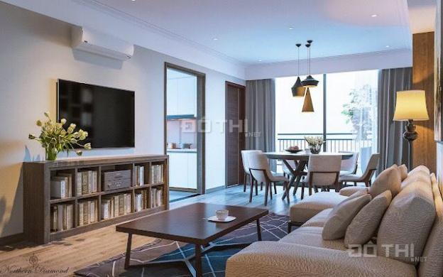 278tr ký HĐMB, căn hộ cao cấp 3PN 99.4m2, nhận nhà ở ngay cách Times, Bờ Hồ 3km 12957859
