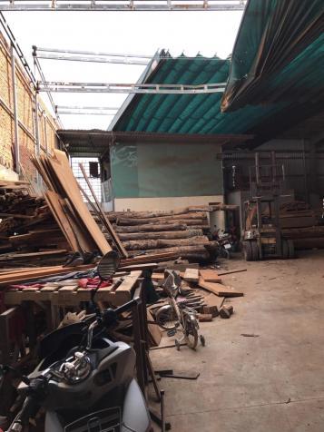 Nhà xưởng trong đó có 630m2 đất đã lên thổ cư, mặt tiền Phan Văn Hớn, Hóc Môn 12957931