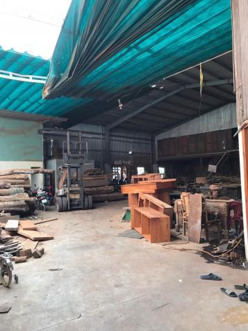 Nhà xưởng và 630m2 đất đã lên thổ cư,mặt tiền Phan Văn Hớn,Hóc Môn. 12957931