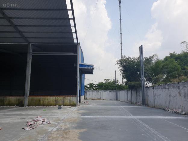 Bán xưởng 2.400m2 giá 20 tỷ đường Bùi Văn Ngọ, Đức Hòa Đông, Đức Hòa, LH: 0949.8612.87 12958129