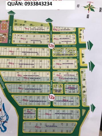 Đất nền biệt thự dự án Hưng Phú, P. Phước Long B, Q. 9 cần bán LH 0933843234 12965209