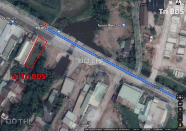 Cần tiền bán gấp đất ở 2 MT Thế Lữ, xã Tân Kiên, Bình Chánh, SHR, 900tr/nền, XDTD, Hiếu: 0902680537 12770631