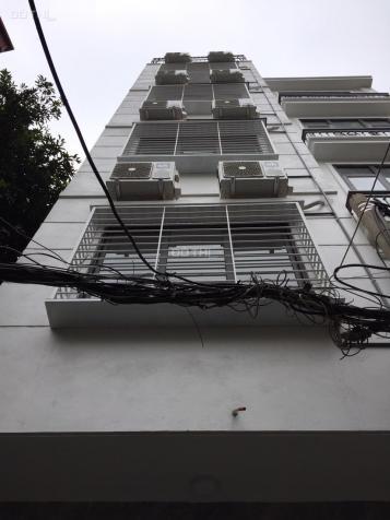 Bán tòa chung cư mini đường Trung Văn, Nam Từ Liêm, Hà Nội. Doanh thu trên 30 tr/tháng, giá 5,6 tỷ 12980559