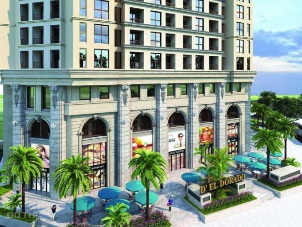 Quỹ căn đẹp nhất shophouse D'. EL Dorado Phú Thượng, Tây Hồ mặt tiền - sở hữu lâu dài. 0354633816 12988052
