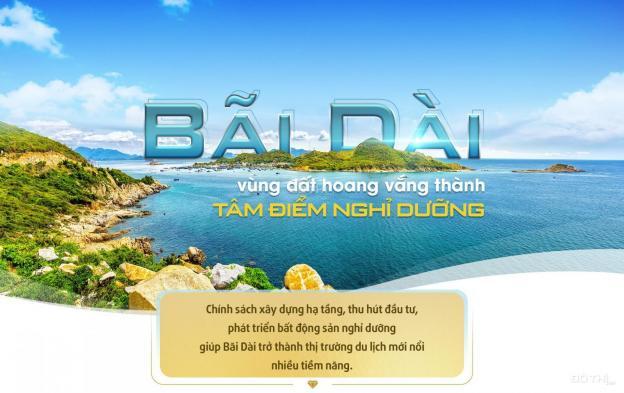 Cập nhật bảng hàng những lô vị trí đẹp nhất - giá mềm nhất KĐT Golden Bay Cam Ranh - duy nhất T2 12989315