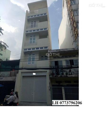 Bán nhà MTKD 134 Nguyễn Hồng Đào, P. 14, Tân Bình, 4x16m, 1 trệt, 3 lầu, ST. Giá 17.5 tỷ 12990940