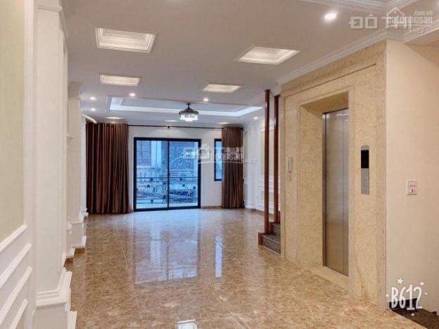 Nhà đẹp, giá rẻ, mua về ở ngay Liên Cơ, Nguyễn Cơ Thạch. 50m2*7T TM, đường trước nhà 12m, 10 tỷ 12991321