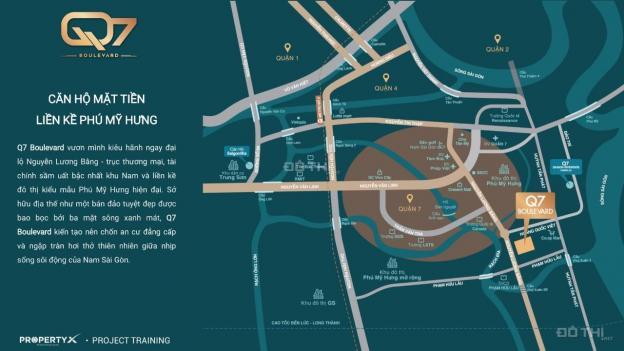 Hot! tậu nhà liền kề Phú Mỹ Hưng, giá chỉ từ 40tr/m2, 18 tháng nhận nhà, nội thất cao cấp 12994120