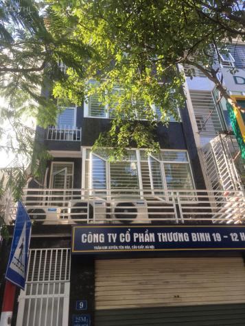 Chính chủ cho thuê nhà mặt phố Trần Kim Xuyến, Yên Hòa, Cầu Giấy, 85m2*5T, 70 tr/th, LH: 0985030081 12997380