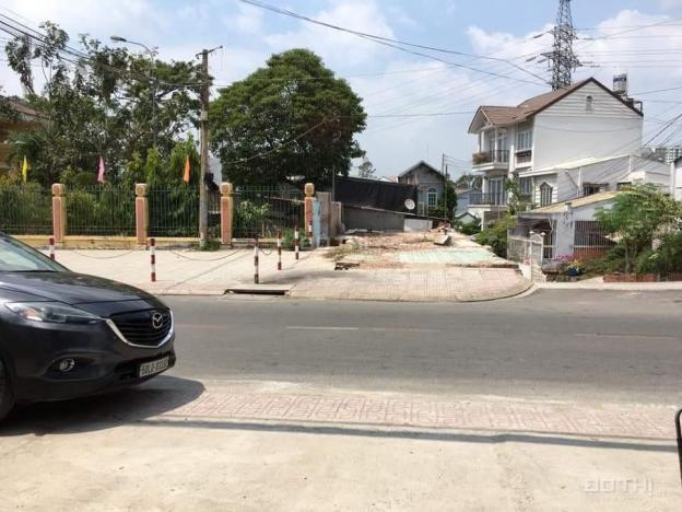 Bán đất mặt tiền đường Nam Hòa lô góc 2 mặt tiền 77,5m2, Phước Long A, Quận 9 giá: 5,3 tỷ 13004180