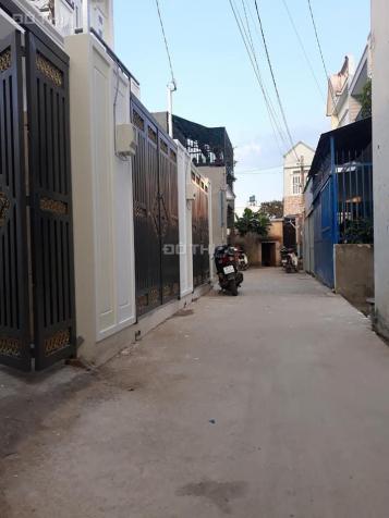 Bán nhà mới xây gần THPT Nguyễn Văn Cừ, 1 trệt, 2 lầu, DT: 4x15m, hẻm ô tô, KDC đông đúc 13006042