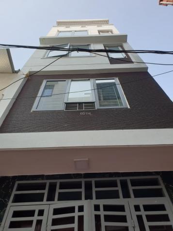 CC bán nhà 5 tầng mới 33m2, ôtô đỗ cửa, cách mặt phố 7m, giá chỉ 1 tỷ 960. Ảnh thật 13012978