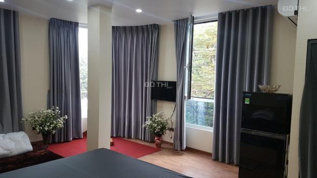 Cho thuê căn hộ 6,5 triệu/th tại Tô Hiệu, Hoàng Quốc Việt, Cầu Giấy, full nội thất cực đẹp 13027266