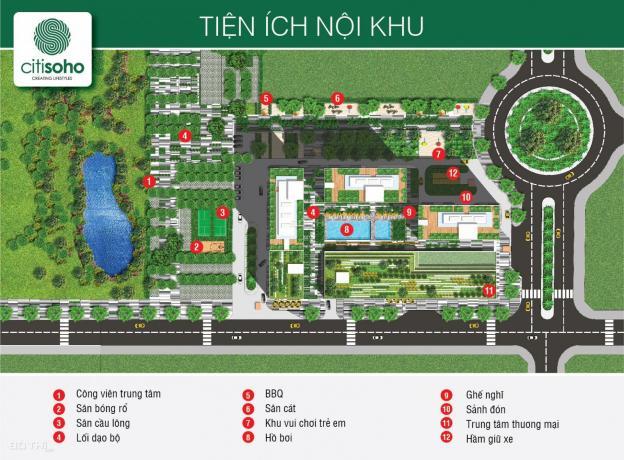Bán căn hộ chung cư mới 100%, ngay trung tâm thương mại, dự án Kiến Á 13036196