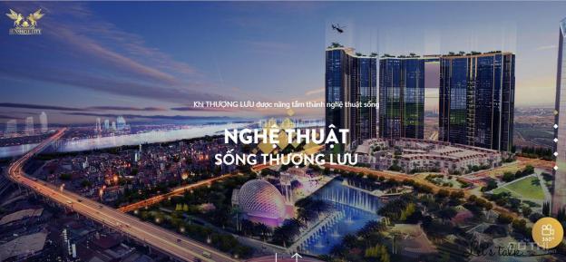 Bán căn hộ dự án Sunshine City, chỉ 3,6 tỷ/căn 3PN full nội thất. Tặng quà tới 500 tr, CK 10% GTCH 13038974