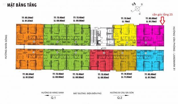 Chỉ còn 4 căn suất ngoại giao căn hộ dự án 152 Điện Biên Phủ được bán với giá gốc từ chủ đầu tư 13041847