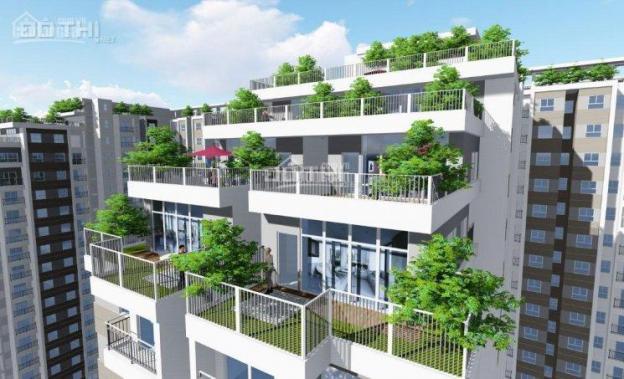 Bán penthouse Conic Riverside, DT: 110m2 đến 126m2, view trung tâm SG, chỉ 1 căn giá gốc CĐT 13043307