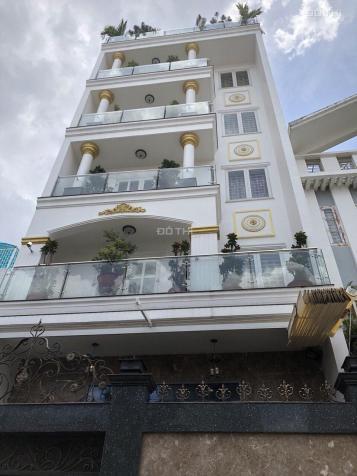 Bán gấp tòa nhà MT Calmette, Nguyễn Thái Bình, Quận 1 (8.2x20m), 5 tầng, giá chỉ 80 tỷ 13044813
