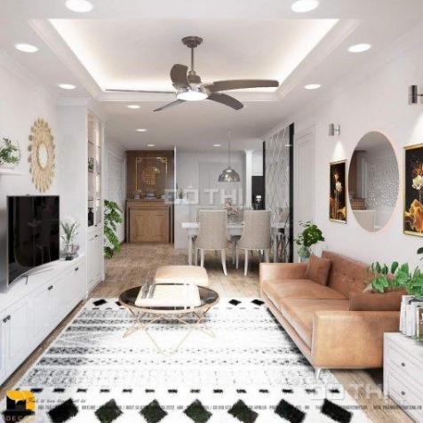 Cho thuê CCCC Tràng An Complex, Cầu Giấy, 80m2, 2PN, nội thất nhập khẩu, giá cực tốt 13048021