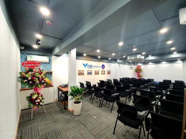 Phòng đào tạo cho thuê (theo ca/ngày) 60m2 tại Điện Biên Phủ, Quận 1, sức chứa 60 ghế 13068040