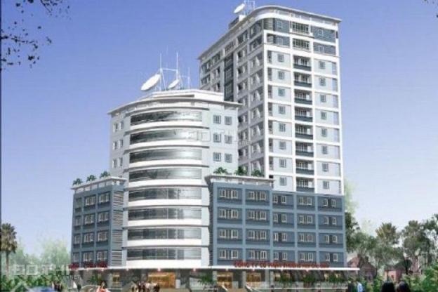 Cho thuê CHCC CTM Building 139 Cầu Giấy, 2PN, giá 9 triệu/th 13069780