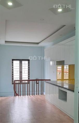 Nhà mới 44m2 x 5T phố Thịnh Liệt, Hoàng Mai, ngõ thông 4m ô tô qua, KD, nhỉnh 4 tỷ 13085369
