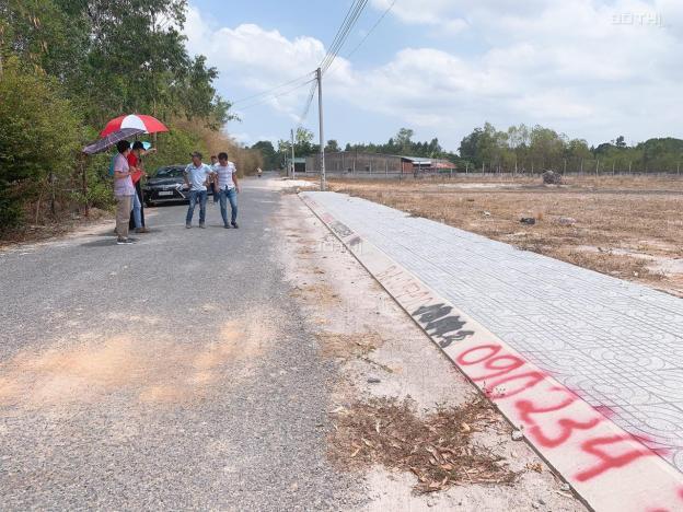 Đất nền đã có sổ hồng riêng tại trung tâm thị xã Phú Mỹ, giá chỉ đúng 690 triệu 12856448