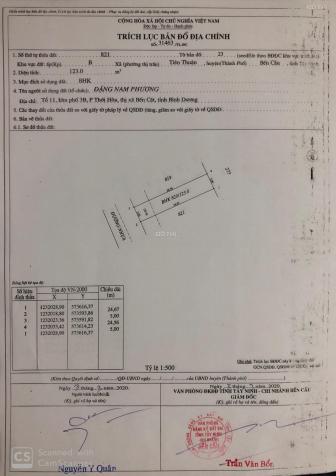 Bán đất mặt tiền đường nhựa 9m giá chỉ 250tr. Ngân hàng hỗ trợ vay 50% 13111668