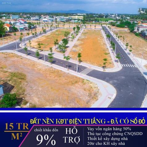 Chính chủ bán lô 125m2 hướng Tây Nam, khu đô thị Điện Thắng, chỉ với 1,8 tỷ 13126105