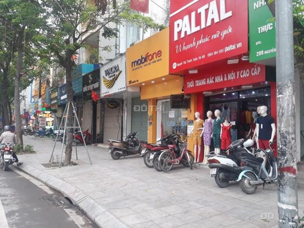 Bán nhà KD mặt phố Nguyễn Trãi, Thanh Xuân, gần Ngã Tư Sở 13130160
