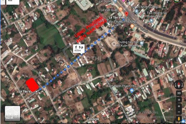 Tôi chính chủ cần bán lô đất giá rẻ đường Lê Tấn Viễn nối dài, ngay sát UBND P. Điện Nam Đông 13136228