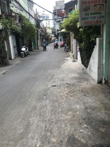 Bán nhà hẻm 13 Trần Văn Hoàng, P. 9, Tân Bình, 4,5m x 10m, giá 6,5 tỷ 13138053