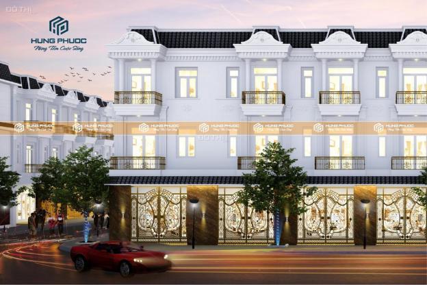 Chỉ còn 1 căn duy nhất nhà phố Thủ Dầu Một 1 trệt, 2 lầu thiết kế hiện đại giá chỉ 2,7 tỷ 13175587