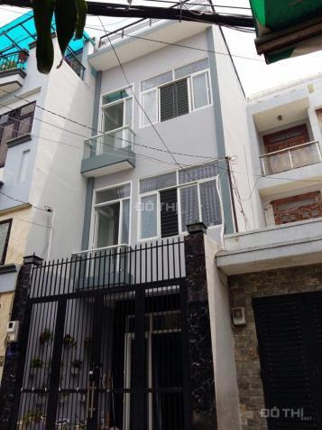 Nhà hẻm nhựa 6m Thoại Ngọc Hầu, 4x12.5m, 2 lầu, 6 tỷ 13189145