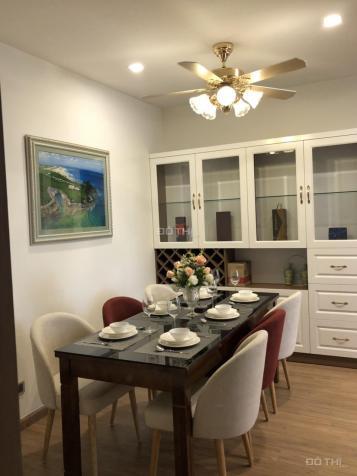 Hot CC cho thuê căn hộ cao cấp tại D'.Le Pont D'or, 36 Hoàng Cầu, 3PN, 127m2, giá 17 tr/th 9268238