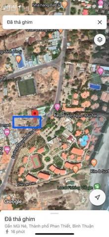Bán đất mặt phố Nguyễn Hữu Thọ, view biển, khu phố 5, P. Mũi Né, TP Phan Thiết 13202551