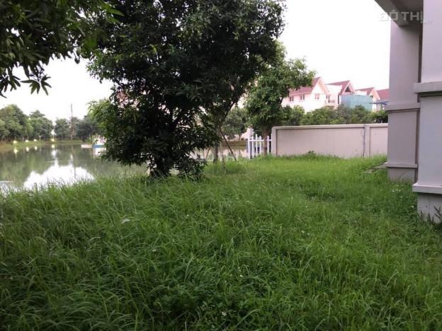 Bán BT đơn lập Hoa Lan 8, Vinhomes Riverside, DT 385m2, vườn hoa lớn trước nhà, ngã ba sông 13239834