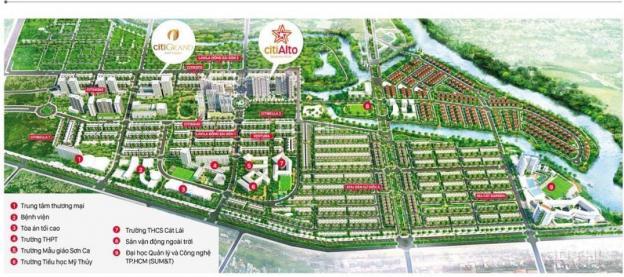 CH Citi quận 2, giá CĐT: 2.3 tỷ/60m2 (2WC, 2PN) TT 10% tặng 5 chỉ SJC 13297417