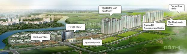 Cho thuê gấp biệt thự Ngân Long 6PN nhà mới decor đẹp, giá 26tr/tháng ở liền, LH 09 414 414 09 13300985