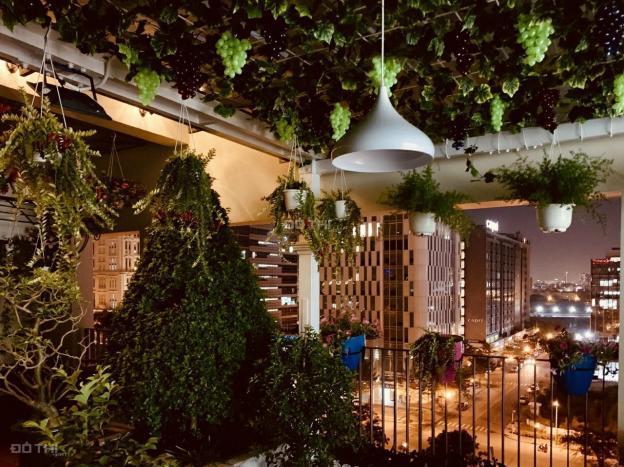 Bán rẻ hơn thị trường 1.4 tỷ, căn hộ penthouse Star Hill, 256.63m2, nội thất cao cấp, sân vườn rộng 13330641