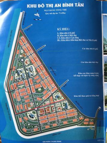 Chính chủ cần bán đất biệt thự view sông Quán Trường, khu đô thị An Bình Tân, Nha Trang 13338935